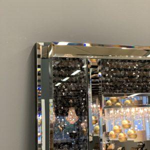 close up foto van de kristallen