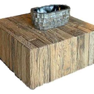 Blocci sleeperwood salontafel blok